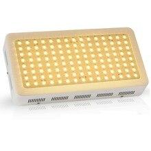 Nueva desiged 120×5 W Espectro Completo 600 W llevado crece ligero para hidropónico de efecto invernadero de interior Crece la Tienda/caja de iluminación adicional