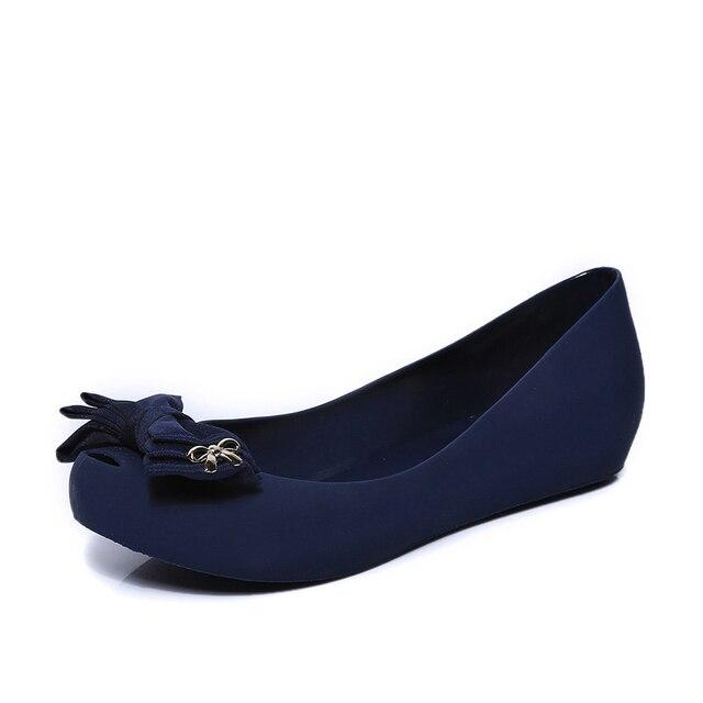 Kadın Papyon Bota Ayakkabı Ilkbahar Yaz Takozlar Peep Toe Nefes Ayakkabı Sandalet Üzerinde Kayma Kauçuk Kadın rahat ayakkabılar