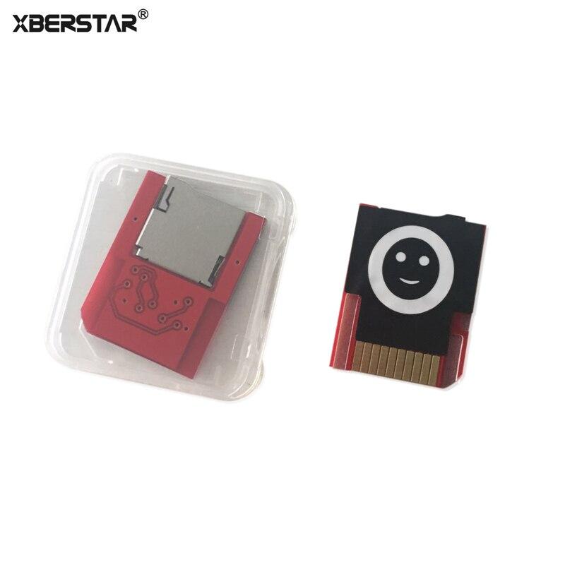 20Pcs XBERSTAR For PSVita Game Card Micro/TF Card Adapter SD2Vita for PS Vita 1000 2000 Henkaku 3.60 Mirco SD