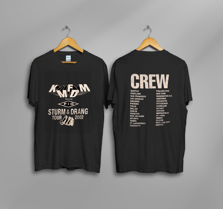 Port Louis City Vintage Long Sleeve/T-shirt