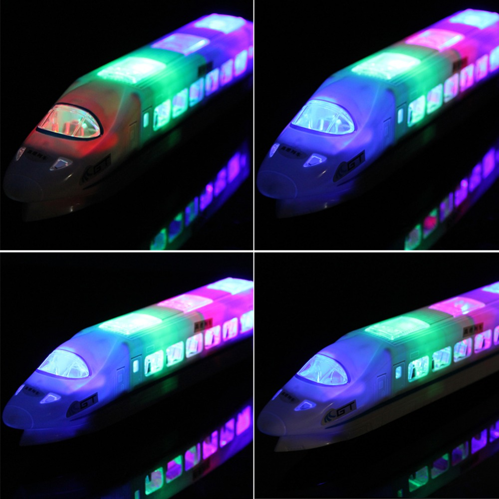 VKTECH Baby Electric Train Lights Toys Children Kid Boys