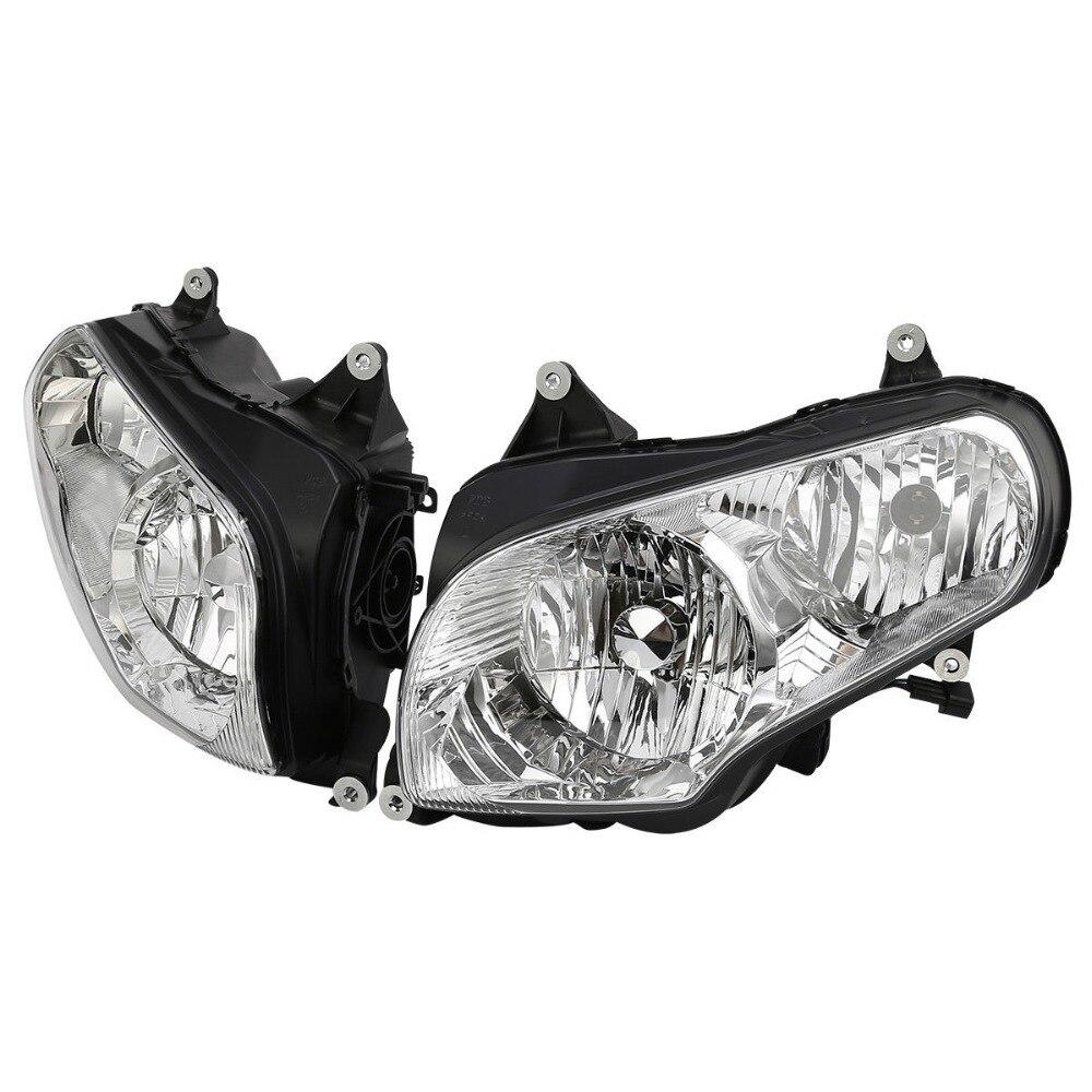 Motorcycle Koplamp Koplamp Lamp Montage Voor Honda Goldwing 1800 GL1800 2001 2011 10 09 08 07 06 05 04 03 02 - 2