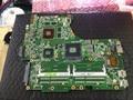 Novo para asus modelo n53sv rev 2.1/2.2 gt540m 2 gb notebook systerm apoio motherboard i3 i5 i7 processador