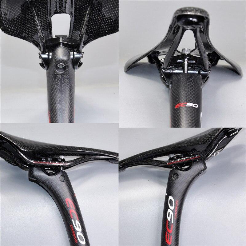 2018 EC90 karbon MTB cestovni bicikl lagana sjedala cijev za bicikl - Biciklizam - Foto 5