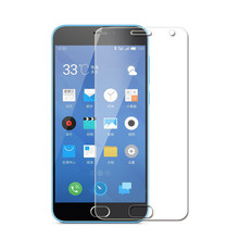 Meizu M2 mini Tempered Glass 5.0inch 100% Authentic Premium Display Protector Movie For Meizu M2 mini Cell Telephone + Free transport
