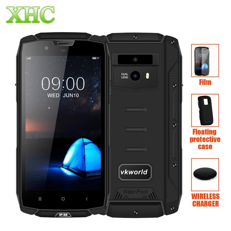 VKworld VK7000 IP68 Waterproof Smartphones 5.2