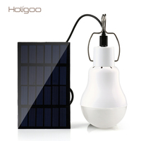 Solar Light 15W 130LM Solar Lamp Portable Led Bulb Light Solar Energy Lamp Led Lighting Solar