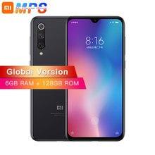 Глобальная версия Xiaomi mi 9 SE 6 GB 128 GB мобильного телефона mi 9 SE Snapdragon 712 Octa Core 5,97 «48MP тройной Камера телефон с распознаванием отпечатка пальца