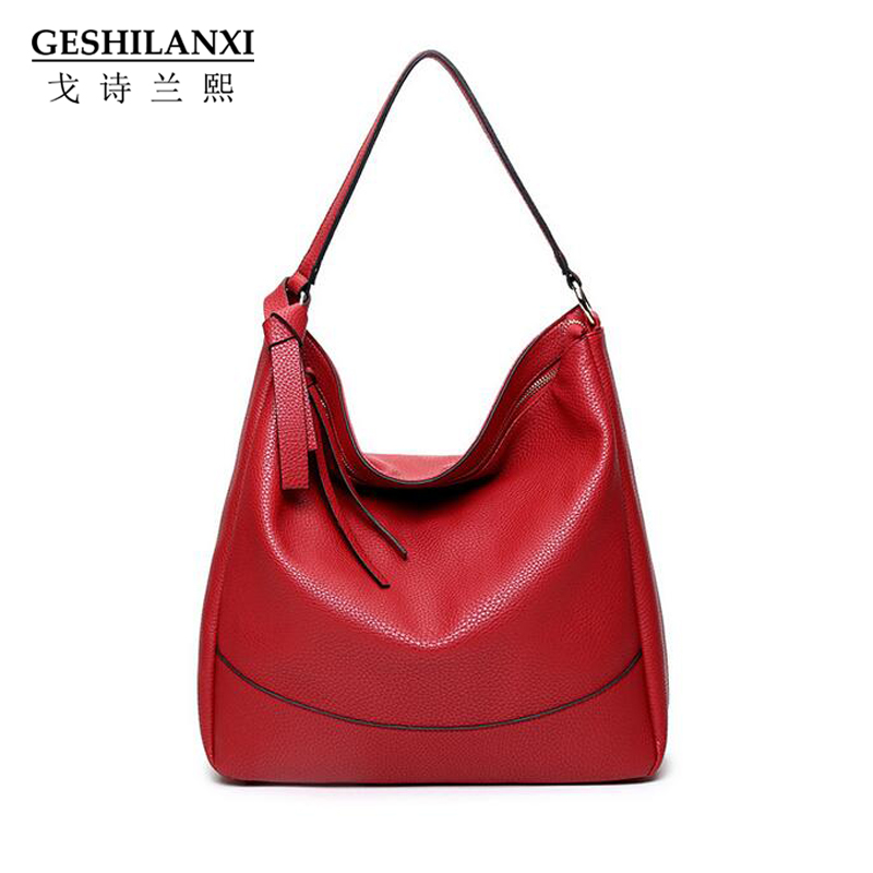 GESHILANXI Women Handbag High Quality Famous Designer Brand PU Leather Messenger Bag shoulder Bags Crossbody Bags female bag