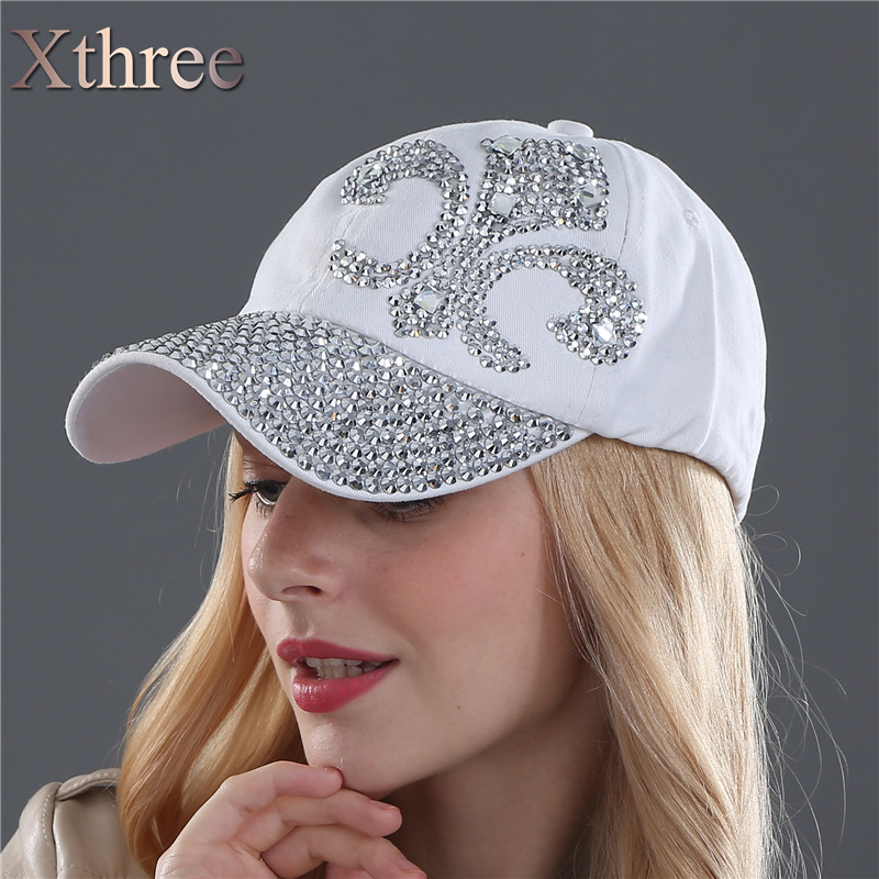 XTHREE fashion hat caps sunshading s