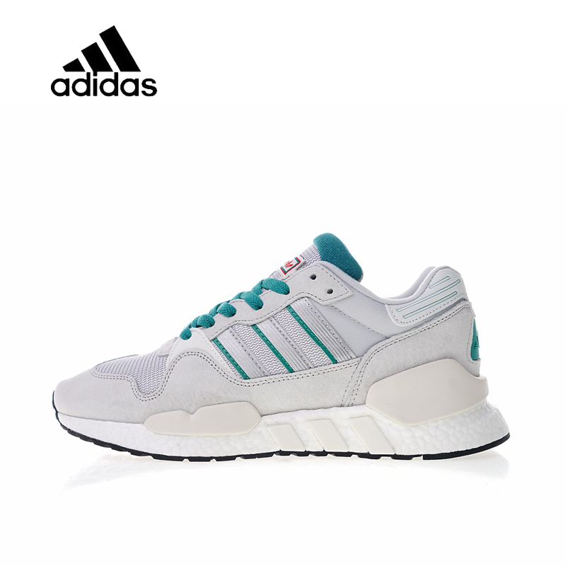 online retailer fccef 62afc Original New Arrival Official Adidas Originals EQT ZX Boost Men s   Women s  Breathable Running Shoes Sport