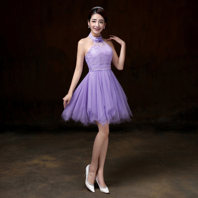 white bridesmaid dresses short dress for wedding guests sister party formal  dress prom dresses ROM80050 391a651e4ed0