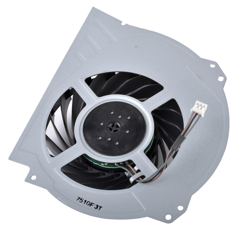 New Cooling Fans for Electronics Cabinet