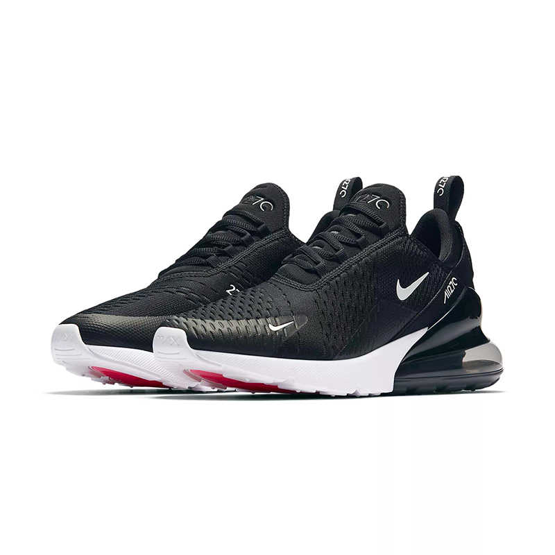 100% authentic 9f1e5 13df6 Original Nike Air Max 270 180 Mens Running Shoes Sneakers Sport Outdoor  2018 New Arrival Authentic Outdoor Breathable Designer