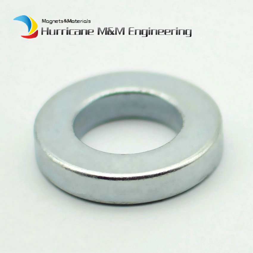 NdFeB Magnetic Ring Dia. 32x18x6 (+/-0.05mm) N42 Precision Strong Neodymium Permanent Rare Earth Magnets 4-120pcs mini world mn202