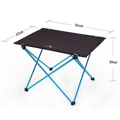 Portable Foldable Folding Table ...
