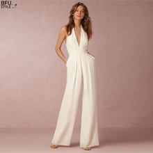 New Jumpsuit Women Clubwear V-Neck Playsuit Sleeveless Jumper Bodycon Party Romper