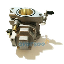 66T 14301 02 Carburetor For YAMAHA 40HP 2 Stroke E40XMH outboard engine boat motor aftermarket parts
