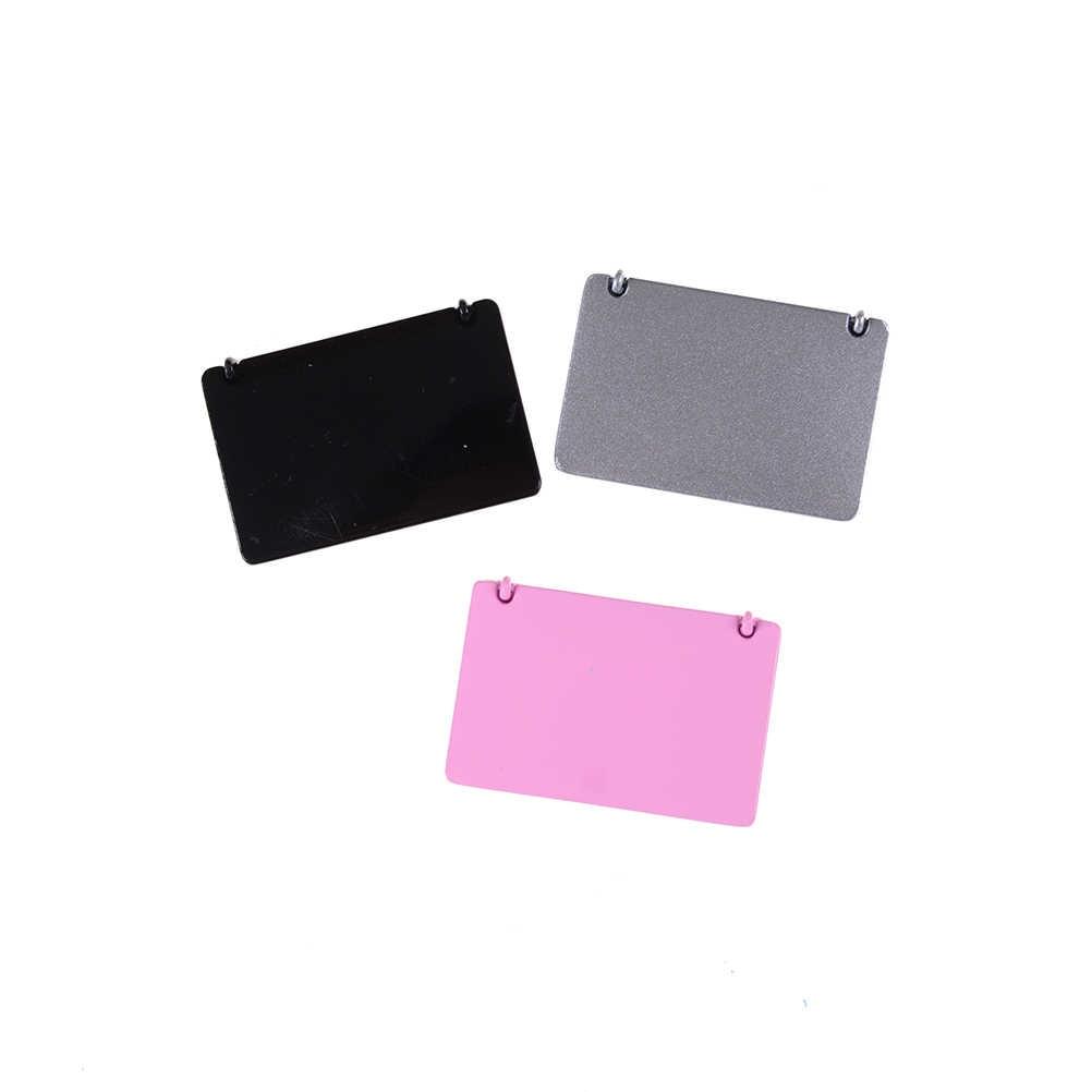 1 Cái DIY 1:12 Nhà Búp Bê Mini Hợp Kim Thời Trang Thủ Công Nhà Búp Bê Trang Trí DIY Phụ Kiện Dễ Thương Mô Phỏng Laptop Mini Máy Tính