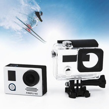 4K WiFi Sports Action Camera Mini Full HD 1080P 60fps Cam Video Outdoor Helmet Camara Go 40M Diving Waterproof Pro DVR DV