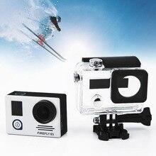 Mini 4K 170 Degree WiFi DV Action Sports Camera Video Micro Camcorder Silver