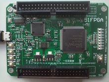 51FPGA LabVIEW FPGA  Development board  XC6SLX9 XILINX Spartan6 xilinx spartan6 development board xc6slx16 core board learning board minimum system board