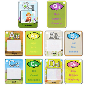 Image 4 - Magic Drawing Book Water Coloring Toys Clipboard Painting Doodle Creation Board With Pens Kids Craft  Educational Child Game