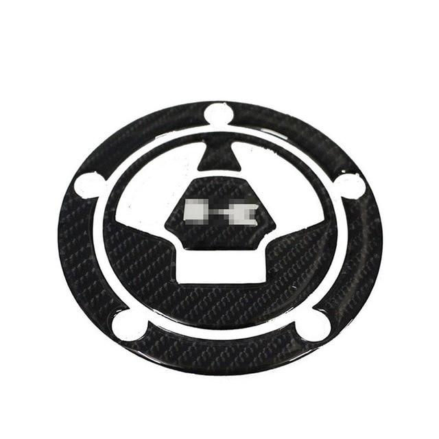 $ 14.44 New 3D Carbon Fiber Gas Cap Tank Cover Pad Sticker For KAWASAKI ALL 06-14/Z1000 14-15