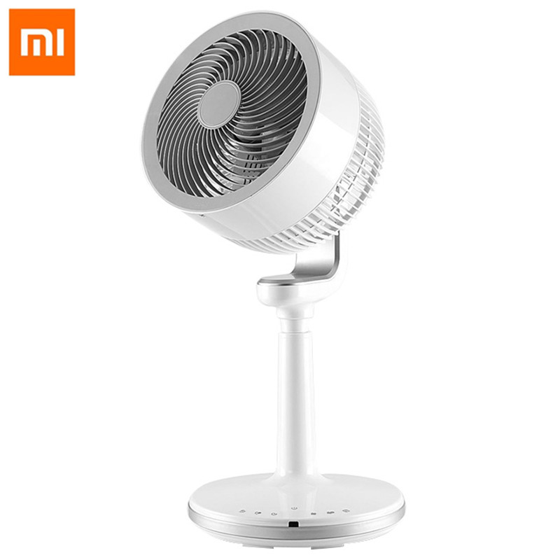 Xiaomi Vertical Large Air Volume Air-Circulation Fan Electronic Air-Conditioning Partner From Xiaomi Youpin Z3 стоимость