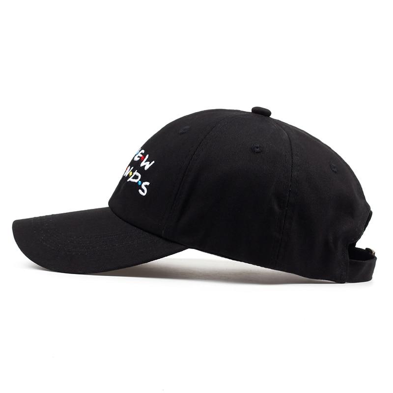d4a3defc3a2 DETAILS. 2018 no new Friends embroidery dad Hat men women Trending Rare  Baseball Cap Snap