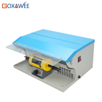 220V Polishing Machine With Dust Collector Mini Polishing Grinding Motor Bench Grinder Polisher 1 6HP Jewelry