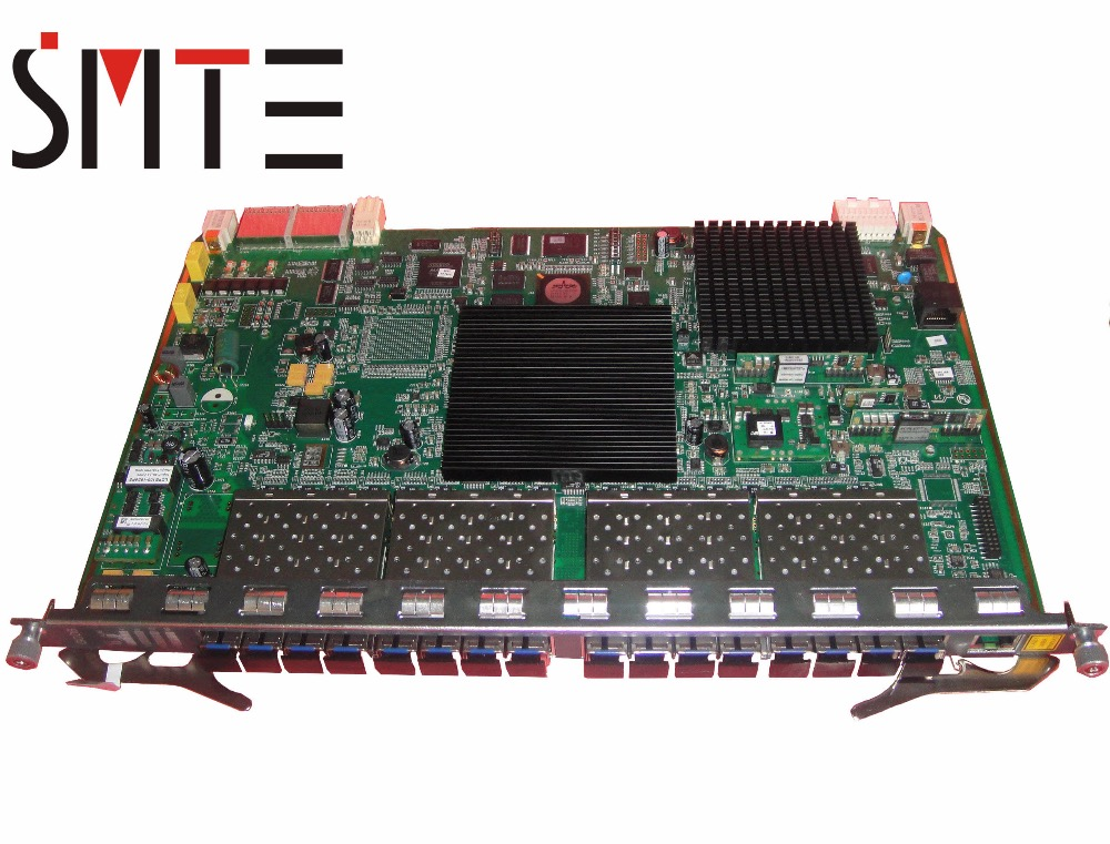 Gcob C + + tarjeta GPON con 16 C + + SFP para AN5516-01 AN5516-04 AN5516-06 Olt
