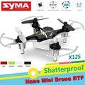 Сыма X12S Мини Drone 4CH 2.4 Г RC Quadcopter 6-осевой Гироскоп с Защитой Охраны