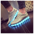 2016 Hot selling New fashion USB Charge Seven Color Led Women