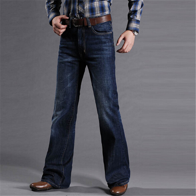 De Pantalones Botas Acampanados Para Pierna Corte 2017 Vaqueros t6a5w5q