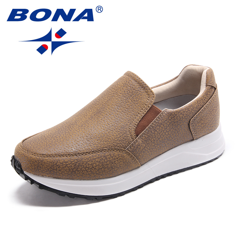 BONA New Arrival Classics Style Women Running Shoes Outdoor Physical Exercise Jogging Sneakers Lace Up Women Sport Shoes camel shoes 2016 women outdoor running shoes new design sport shoes a61397620