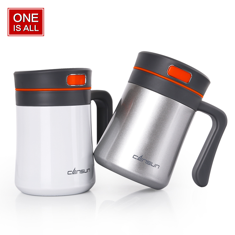 High Quality Thermos Coffee Tea Mug Stainless Steel Thermo Mugs Teapot Vacuum Flask Cups Water In From Home Garden On