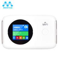 MEMTEQ Wireless Router Mini Wifi Repeater wi-fi 802,11 b/g/n 150 Mbps 3G 4G Router Auto Mobile Mit Sim-karte Slot Freigeschaltet Modem
