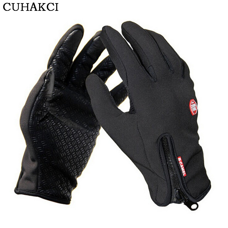 Winter Women Guantes Brand Gloves Touches