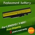 L10s6y01 jigu l09s6d16 y560 bateria para lenovo ideapad v560 b560 y460 y460a y460at y460p y460c y460n y560 y560a y560p