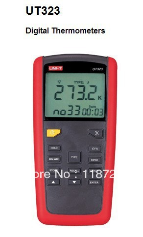 UNI-T UT323 Digital Thermometer  цены