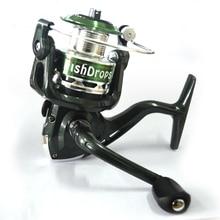 Free Shipping Korea technology Gear Ratio 5.5:1 Fishing Reel 10BB Spinning Reel Fishing Wheel Front drag Spinning wheel Pesca