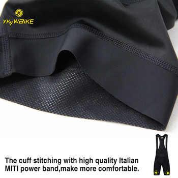 YKYWBIKE 2019 summer cycling jersey sets mens cycling clothing short sleeve mtb jersey kits cycling bib shorts conjunto ciclismo