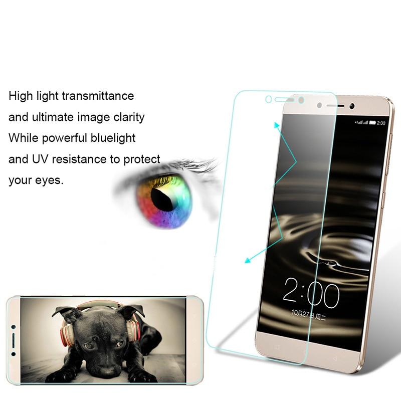 GXE Premium härdat glasfilm för LeEco Le 1 Pro 1s Le 2 Pro Max 2 - Reservdelar och tillbehör för mobiltelefoner - Foto 4