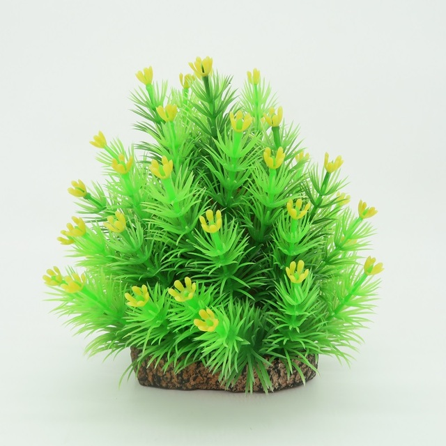 Plastic Simulation Water Grass Christmas Tree Artificial ...