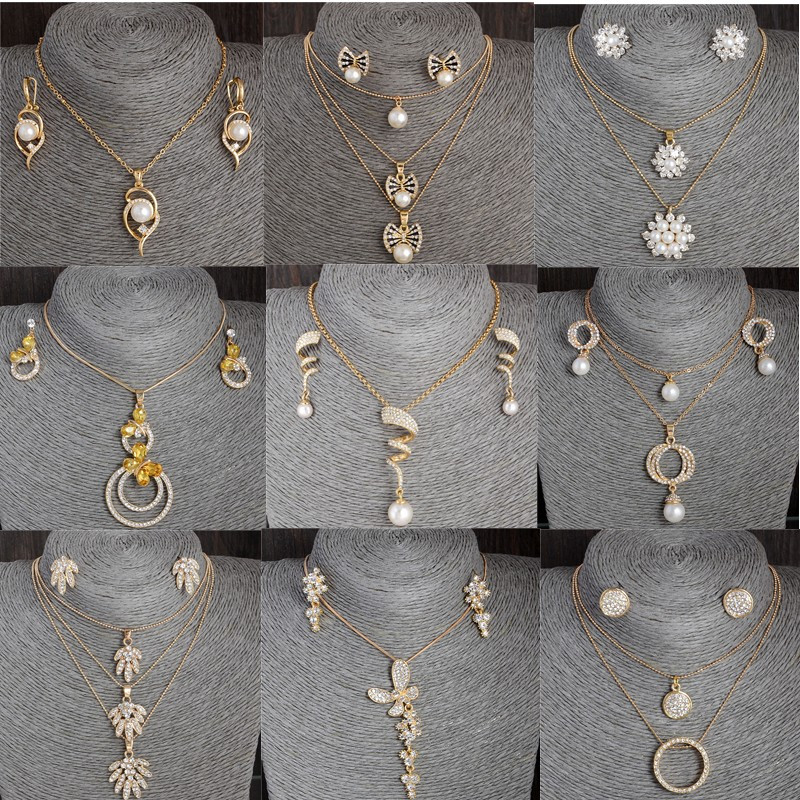 Pearl Necklaces Wedding Reviews