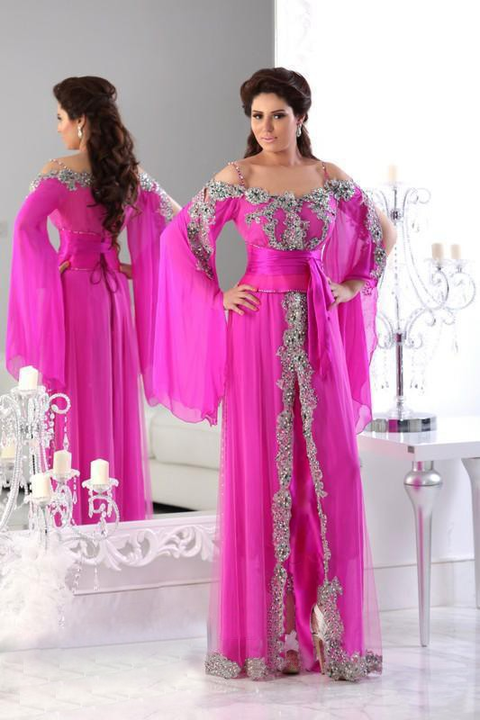 Vestidos de fiesta arabes online