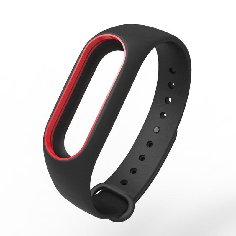 New Xiaomi Mi Band 2 Bracelet Strap Miband 2 Colorful Strap Wristband Replacement Smart Band Accessories For Mi Band 2 Silicone 14