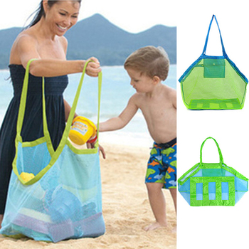 2019 Beach Sand Toys Bag for Baby Children Beach Toy Clothes Towel Oxford Bag Baby Sand Swimming Pool Bath Toy for Children Gift