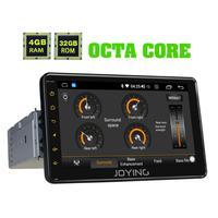 Android 8,1 HD 1024*600 7 ''1 Дин Mulltimedia плеер радио для универсальный автомобиль радиомонитор 4G WI FI gps навигации головное устройство